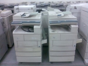 second hand photocopy machine